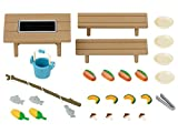 Zoom IMG-1 sylvanian families 5091 set barbecue
