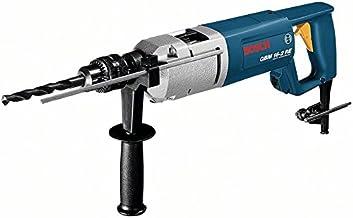 Bosch Professional GBM 16-2 RE - Taladro sin percusión (1050 W, 2 velocidades, Ø max perforación en acero 16 mm, en caja)