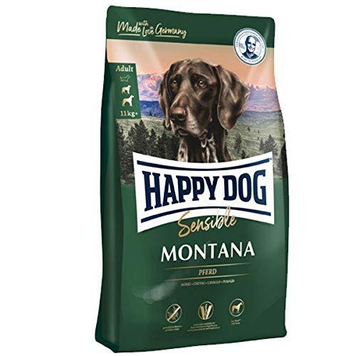 Happy Dog Supreme Sensible Montana - Pferd 4 kg