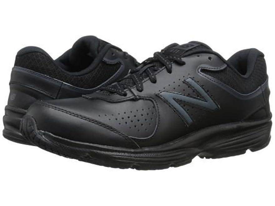 ボンド制限する仕立て屋New Balance(ニューバランス) レディース 女性用 シューズ 靴 スニーカー 運動靴 WW411v2 - Black 5 B - Medium [並行輸入品]