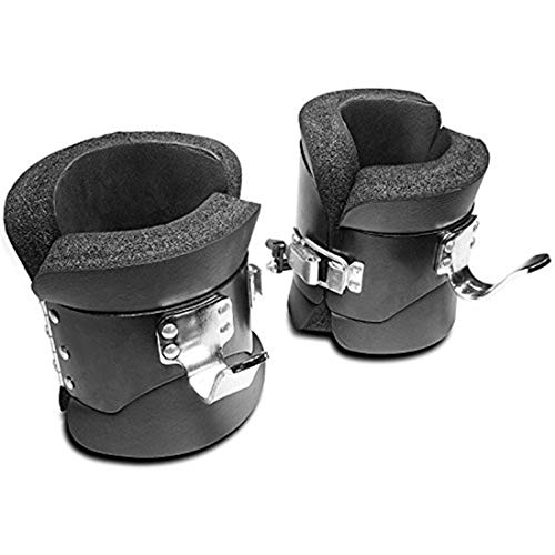 Lowest Price! Juup 1 Pair Anti Gravity Inversion Boots Therapy Core Gym Fitness Exerciser 3Cm Thick ...