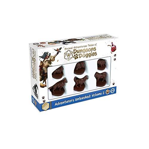 Dungeons and Doggies Miniatures Box 2 SFAADD-002