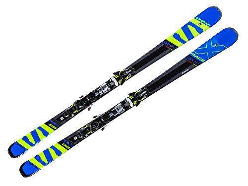 SALOMON Ski X-Race SW + Bindung Z12 Speed - 2017-170cm