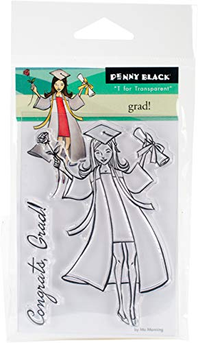 Penny Black Clear Stamp Set