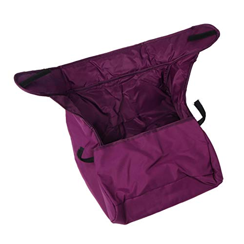 Buggy Foot Muff Cochecito Foot Muff Purple Toddler