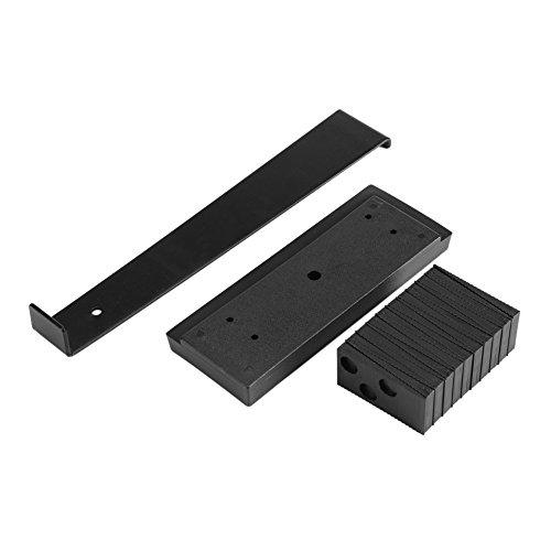 Robustes Laminat-Montagebeschlagset für Holzböden, 20 Stück Distanzstücke + 1 Stück Zugstange + 1 Stück Schlagklotz