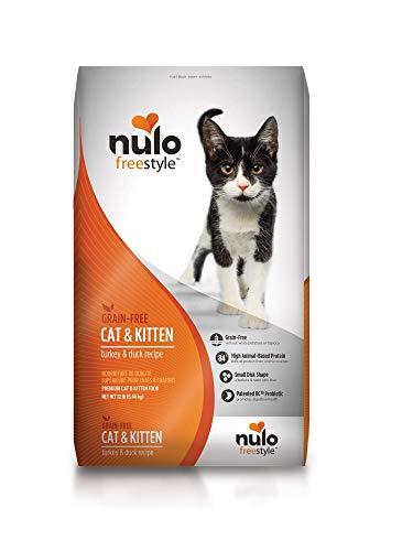 Nulo FreeStyle Grain-Free Turkey and Duck Recipe Kitten Dry Cat Food