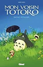 Mon Voisin Totoro - Anime comics - Studio Ghibli de Hayao Miyazaki