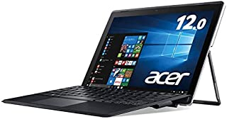 Acer Switch 3 SW312-31-A14Q (Celeron N3350(1.1GHz)/4GB/128GB eMMC/12.2/Windows 10Home(64bit)/Officeなし/アイアングレイ)