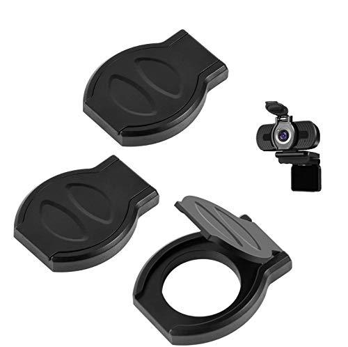 Nbrand LarmTek Webcam-Abdeckung,3er-Pack Webcam Privacy Shutter protege la cobertura de la lente con fuerte adhesivo y protege la privacidad y la seguridad de la Logitech HD Pro Webcam