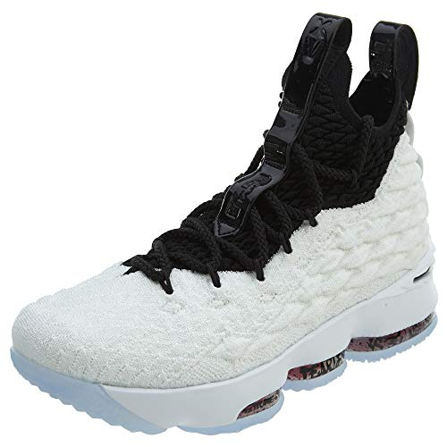 Nike Lebron XV (Kids) White/Black