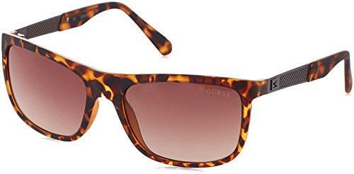 Guess GU6843_56F Montures de lunettes, Marron (Marrone), 57 Homme