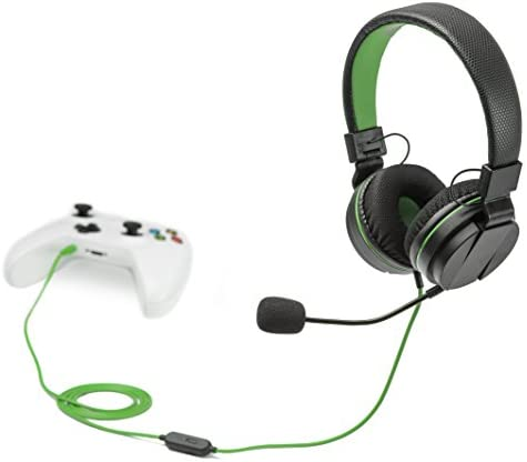 Snakebyte Head Set X On Ear Stereo Headset for Gaming Consoles with detachable Mic Inline Control product image