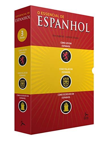 O Essencial Espanhol - Caixa com 3 Volumes
