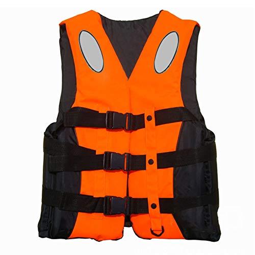 Jinghuash Chaleco Salvavidas,para Adultos Unisexo,Ayuda Flotabilidad, Unisex Adulto,Kayak