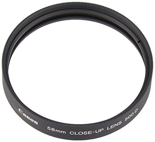 Canon 500D - Filtro de Efectos para Objetivos de cámara Canon, Negro