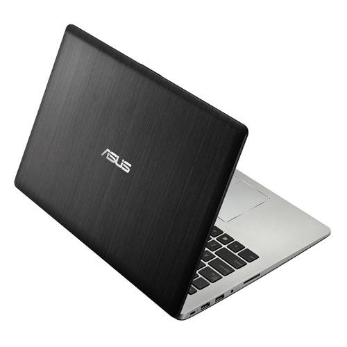 Asus VivoBook S400CA 35,6 cm (14 Zoll) Ultrabook (Intel Core i7 3517U, 1,9GHz, 4GB RAM, 500GB HDD, 24GB SSD, Intel HD 4000, Touchscreen, Win 8) ,QWERTZ