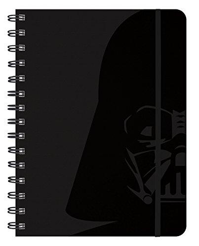 Star Wars Darth Vader 2018 Weekly Note Planner Spiral Bound