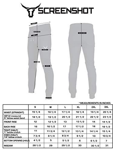 SCREENSHOTBRAND-732 Mens Hip Hop Longline Premium Tee – Pullover Hooded Fashion T-shirt w/ Side Zipper Bull Print – Red – Small