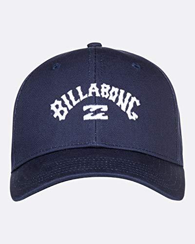 NA PALI SAS, Hossegor - BILLABONG Herren Snapback-Kappe Arch - Snapback-Kappe für Männer, Navy, One Size, U5CM01