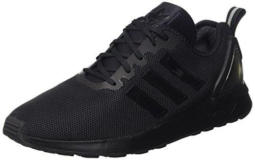 adidas Herren Zx Flux Adv Turnschuhe, Nero (Core Black/Core Black/Ftwr White), 41 1/3