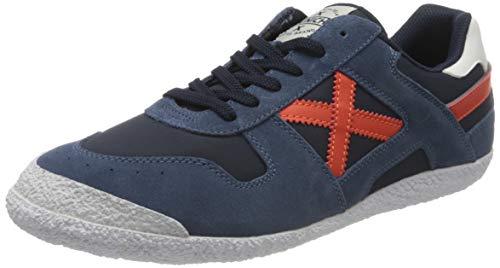 Munich Unisex-Erwachsene Goal 1459 Sneakers, Blau (Azul), 43 EU