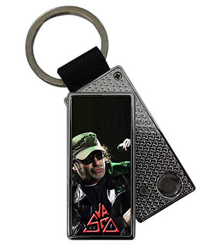 Capricci Italiani Accendino USB a Portachiavi Vasco Rossi