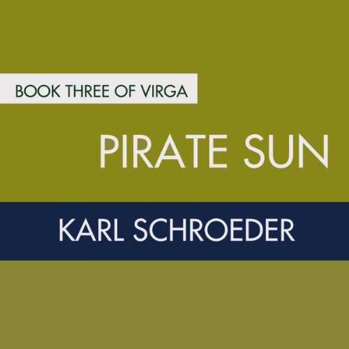 Pirate Sun audiobook cover art