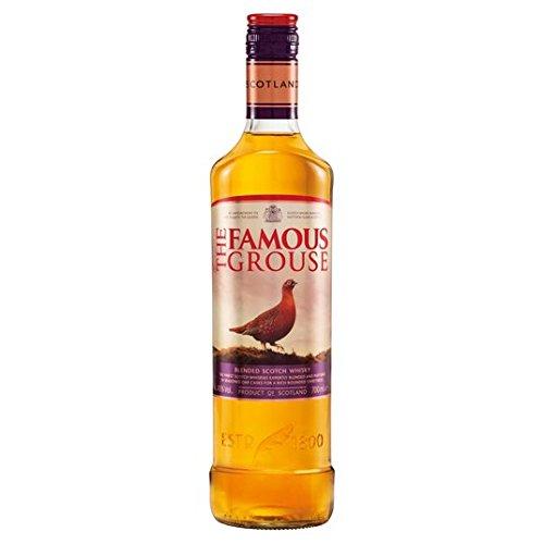 El 70cl Famous Grouse whisky escocés