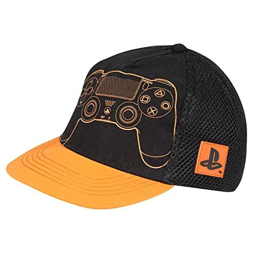 Popgear Playstation à Distance PS4 Garçons Snapback Cap, Merchandise Officiel | PS5 PS4 Gamer Enfants Snapback Chapeau, Vêtements garçons, Jeu Fan Anniversaire Idée Cadeau