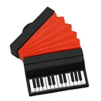 4GB アコーディオンモデルUSB 3.0フラッシュドライブメモリスティックペンドライブサムドライブジャンプドライブUSBフラッシュメモリUSB 3.0ドライブUディスクUSBスティックフラッシュディスクペンドライブ - 赤