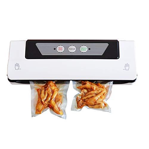 CCLK Sellador al vacío conservación de Alimentos automático de Ahorro de los Alimentos...