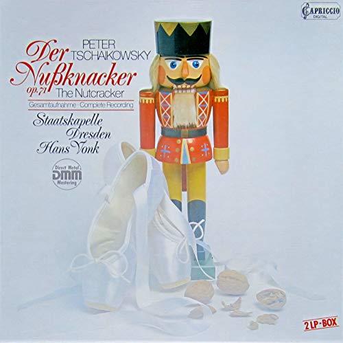 Tschaikowsky: Der Nußknacker op. 71 (Gesamtaufnahme) [Vinyl Schallplatte] [2 LP Box-Set]