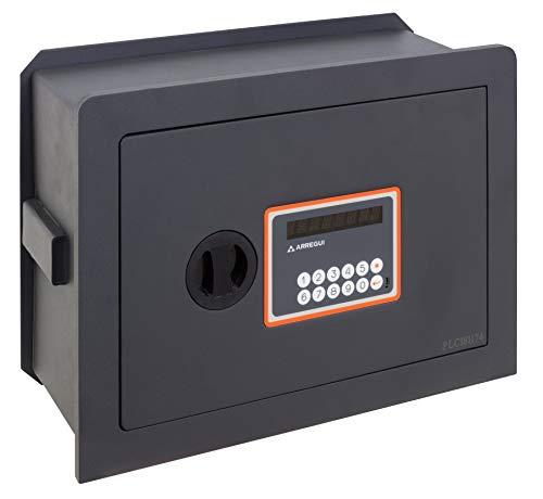 Arregui 181120 - Caja Fuerte de Pared electrónica con Fondo Extensible