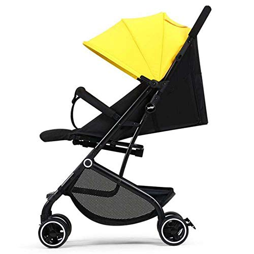 New Atten Foldable Stroller for Newborns and Walkers - Compact Single Stroller Toddler Seat, Ultra-L...