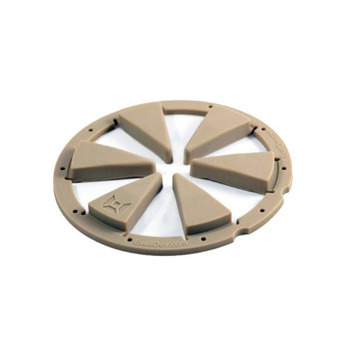 Exalt Paintball Zubehör Dye Rotor Feedgate, Tan, 62328