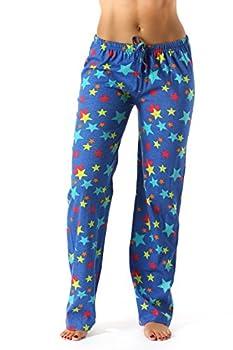 6324-10073-L Just Love Women Pajama Pants / Sleepwear Multi Stars Large