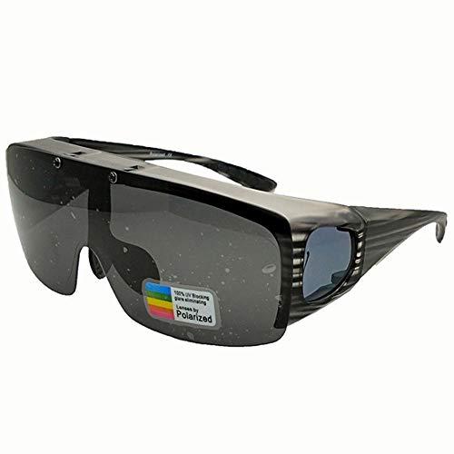 Gepolariseerde spiegels buitensporten gepolariseerde zonnebrillen high-end bijziendheid spiegels die spiegelzonnebrillen aandrijven