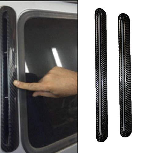 Carbon Fiber Pillar Air Vent Covers for Mercedes G WAGON W463, G500, G550, G63, G65