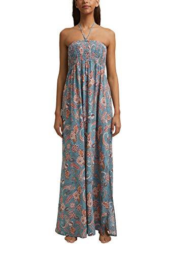 ESPRIT Bodywear Damen SARASA Beach Acc CVElong Dress Überwurf für Schwimmbekleidung, 370, XL
