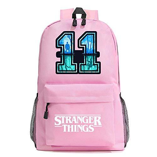 Stranger Things Casual Daypack, Teenager School backpack, si adatta 15   Tablet portatile, Acqua Resistente Handy Durevole 16 pollici colore 4