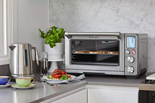 Breville the Smart Pro toaster oven, 1, Stainless Steel