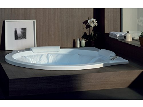 Colacril whirlpool hot tub with cascade Niagara-Drop In