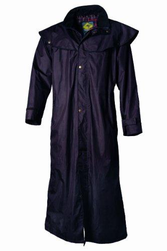 Scippis Stockman Coat Regenmantel Braun XXL