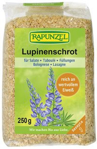 Rapunzel Bio Lupinenschrot, 1er Pack (1 x 250g) - BIO