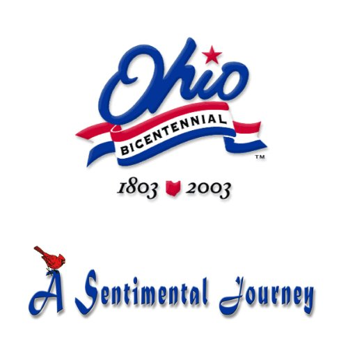 Ohio, A Sentimental Journey audiobook cover art