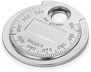 "Spark Plug Gap Tool Gapper Gauge- Wire Spark plug gap measuring tool Scaled from .020"" to .100"""