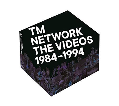 [画像:TM NETWORK THE VIDEOS 1984-1994(完全生産限定盤)(Blu-ray Disc)(特典なし)]