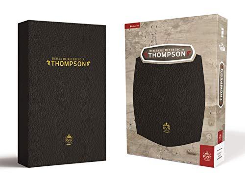 Compare Textbook Prices for RVR60 Biblia de Referencia Thompson, Imitación Piel Spanish Edition  ISBN 9780829769098 by RVR 1960- Reina Valera 1960