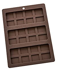 a brown chocolate mold